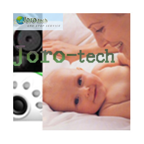 2.4GHz digital Audio&Video baby monitor